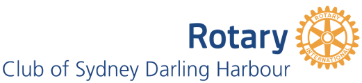 Darling Harbour Rotary Club Logo