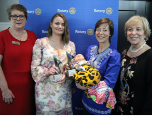 Press Release – Rotary District Inspirational Women's Awards 2018