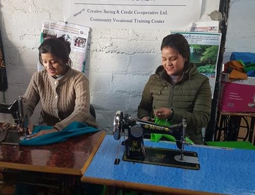 Maisie Hayward Sewing School
